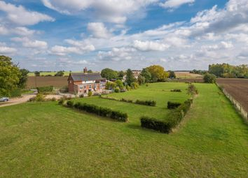 Thumbnail 4 bedroom detached house for sale in Ringshall, Stowmarket, Suffolk