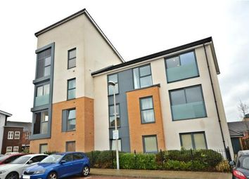 Thumbnail 2 bedroom flat for sale in Puffin Way, Reading, Berkshire