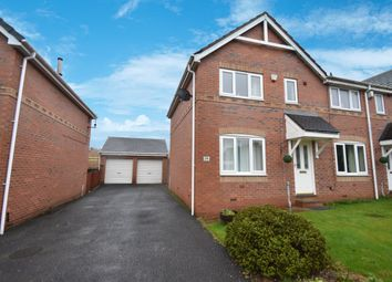Thumbnail 3 bed property for sale in Wordsworth Approach, Pontefract