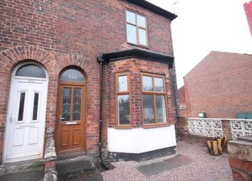 Thumbnail 3 bed end terrace house to rent in Liverpool Road, Eccles, Manchester