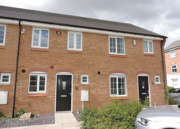 Thumbnail 2 bed terraced house to rent in Chepstow Drive, Bourne, Lincolnshire