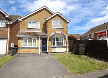 Thumbnail 4 bed detached house for sale in Stoke Heights, Fair Oak, Eastleigh