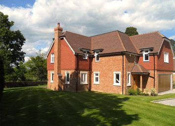 Thumbnail 4 bed detached house for sale in Eden Hall, Cowden, Kent