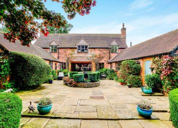 Thumbnail 5 bed barn conversion for sale in Old Milverton, Leamington Spa, Warwickshire, England