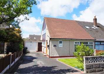 Thumbnail 3 bed bungalow for sale in Karan Way, Liverpool