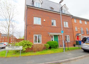 Thumbnail 5 bed detached house for sale in School Drive, Lymm