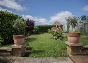 Thumbnail 3 bed detached bungalow for sale in Bryony Close, Eastrea, Whittlesey, Peterborough, Cambridgeshire.