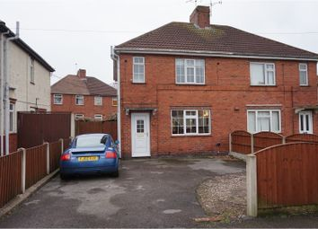 Thumbnail 3 bed semi-detached house for sale in Lyndale Drive, Codnor