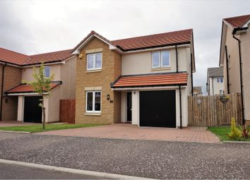Thumbnail 4 bed detached house for sale in Mackinnon Place, Dunfermline