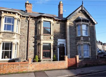 Thumbnail 2 bed terraced house for sale in Beaufort Road, Taunton