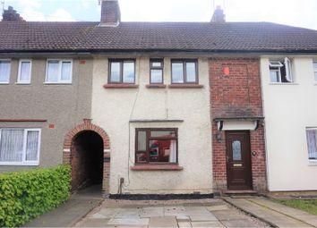 Thumbnail 3 bedroom terraced house for sale in Oak Road, Dudley