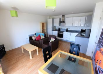 Thumbnail 2 bedroom flat to rent in Quayside Drive, Colchester, Essex