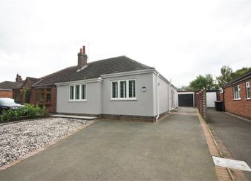 Thumbnail 2 bed semi-detached bungalow for sale in Hilary Crescent, Whitwick, Coalville