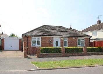 Thumbnail 2 bedroom detached bungalow for sale in Lawson Avenue, Stanground, Peterborough
