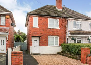 Thumbnail 2 bedroom semi-detached house for sale in Cherry Road, Tipton