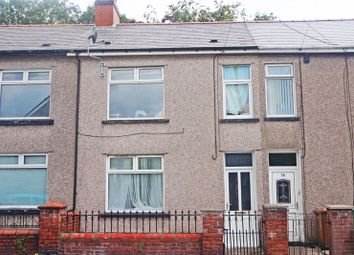 Thumbnail 2 bed terraced house for sale in Commercial Street, Ystrad Mynach, Hengoed