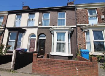 Thumbnail 3 bed terraced house for sale in Brewster Street, Liverpool