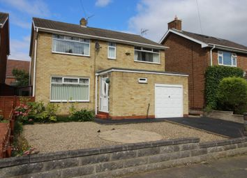 Thumbnail 4 bed detached house for sale in Whitehouse Road, Wolviston Court, Billingham
