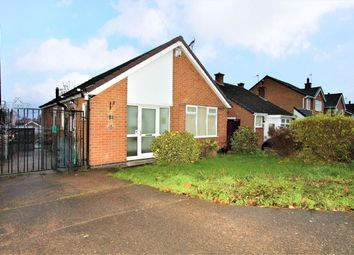 Thumbnail 2 bed bungalow for sale in Carterswood Drive, Nuthall, Nottingham