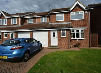Thumbnail 4 bedroom semi-detached house for sale in St Matthews View, Sunderland, Tyne And Wear