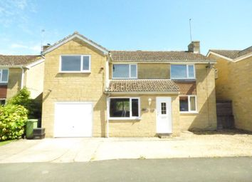 Thumbnail 4 bed detached house to rent in Holford Crescent, Kempsford, Fairford