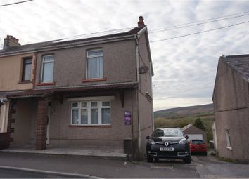 Thumbnail 4 bed semi-detached house for sale in Brynamman Road, Ammanford