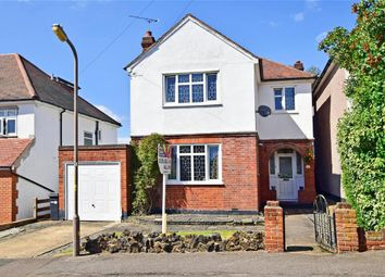 Thumbnail 3 bed detached house for sale in Brook Road, Brentwood, Essex