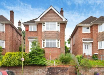 Thumbnail 3 bed detached house to rent in Cowick Hill, St Thomas, Exeter