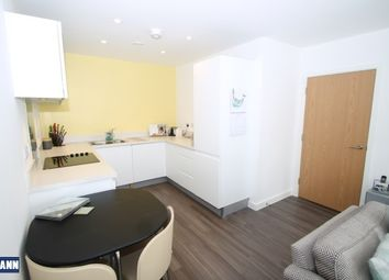 Thumbnail 2 bedroom flat to rent in Darbyshire House, Greenhithe, Kent