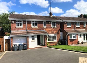 Thumbnail 4 bed detached house to rent in Lamont Drive, Harborne, Birmingham