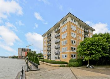 Thumbnail 2 bed flat for sale in Galleons View, Stewart Street, London