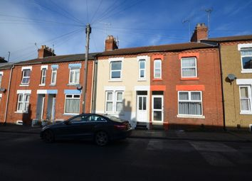Thumbnail 3 bed terraced house to rent in Cambridge Street, Northampton