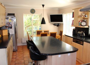 Thumbnail 4 bedroom end terrace house for sale in Hollybush Way, Linton, Cambridge