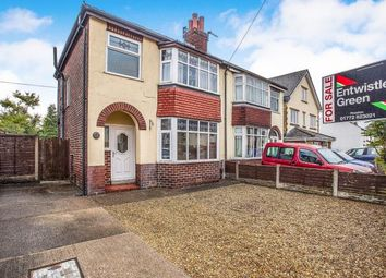 Thumbnail 3 bedroom semi-detached house for sale in Brindle Road, Bamber Bridge, Preston, Lancashire