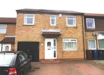Thumbnail 4 bedroom link-detached house for sale in Milecastle Court, West Denton, Newcastle Upon Tyne