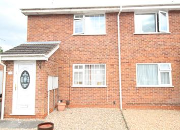 Thumbnail 1 bed flat for sale in Farm Road, Barwell, Leicester