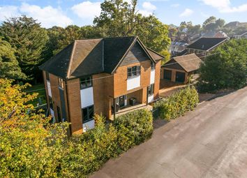 Thumbnail 4 bed detached house for sale in Lower Village Road, Ascot