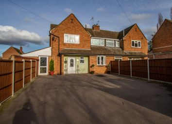 3 bed semi-detached house for sale in Gimson Avenue, Cosby LE9