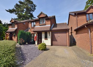 Thumbnail 3 bed detached house to rent in Northbrooke, Ashford, Kent