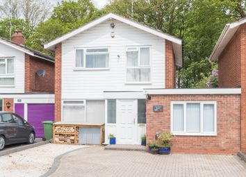 4 bed link-detached house for sale in Lugtrout Lane, Catherine-De-Barnes, Solihull B91