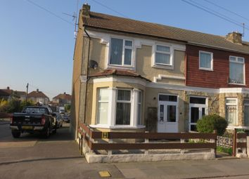 Thumbnail 3 bed end terrace house for sale in Whitehall Road, Grays