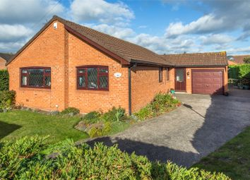 Thumbnail 3 bed detached bungalow for sale in Mill Lane, Camblesforth, Selby