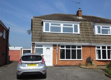 Thumbnail 3 bed semi-detached house for sale in Jordan Ave, Burton On Trent, Staffs