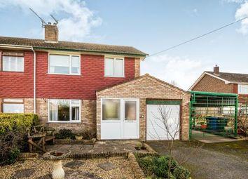 Thumbnail 3 bedroom semi-detached house for sale in Llwyn Menlli, Ruthin, Denbighshire