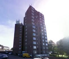 Thumbnail 1 bedroom flat to rent in Carrick Point, Leicester