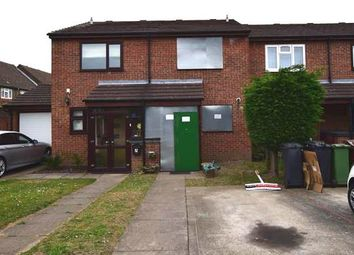 Thumbnail 2 bed terraced house for sale in Nash Road, Chadwell Heath, Romford