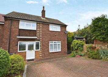 Thumbnail 2 bed end terrace house for sale in Lincolns Field, Epping
