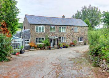 Thumbnail 4 bedroom detached house for sale in Brook Barn Farm, Pensilva, Liskeard