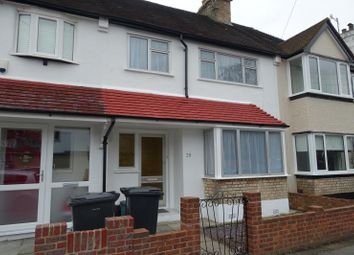 Thumbnail 3 bed terraced house to rent in Purley Vale, Purley, Surrey