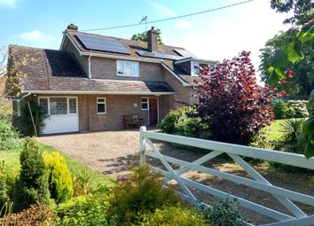 Thumbnail 4 bed detached house for sale in Mill Street, Gislingham, Eye